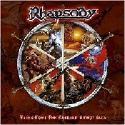 RHAPSODY: Tales From The Emerald Sword Saga