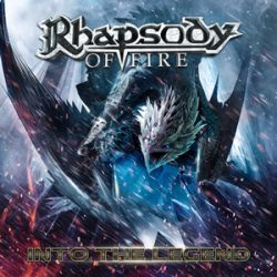 "RHAPSODY OF FIRE: neues Album  ""Into The Legend"""
