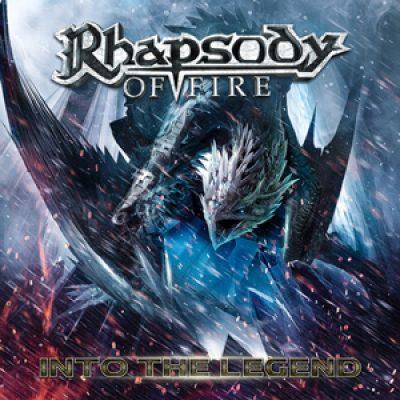"RHAPSODY OF FIRE: neues Album  ""Into The Legend"""