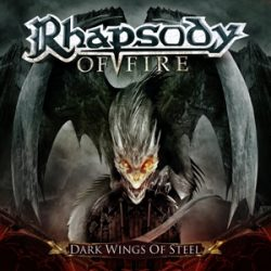"RHAPSODY OF FIRE: neues Album ""Dark Wings Of Steel"""