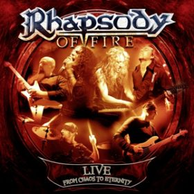 "RHAPSODY OF FIRE: Live-Clip zu ""Dawn Of Victory"""