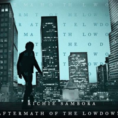 RICHIE SAMBORA: Solo-Album ´Aftermath Of The Lowdown´