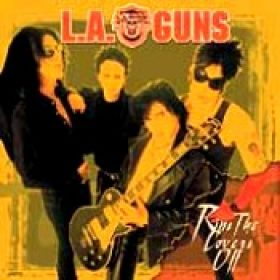 L.A. GUNS: Rips The Covers Off