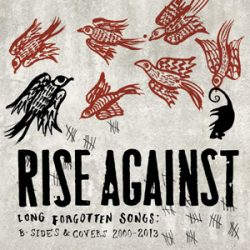 "RISE AGAINST: Trailer zu  ""Long Forgotten Songs: B-Sides & Covers 2000-2013"""