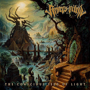 "RIVERS OF NIHIL: Cover & Tracklist von ""The Conscious Seed of Light"""