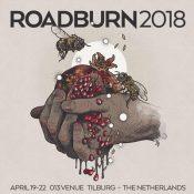 roadburn festival 2018 Rickey Beckett