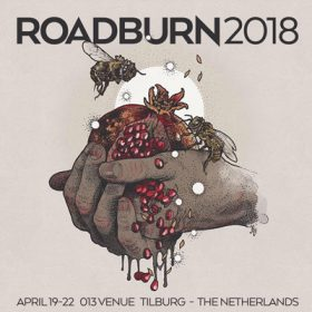 roadburn festival 2018 Rickey Beckett