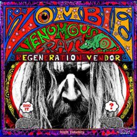 ROB ZOMBIE: neues Album ´ Venomous Rat Regeneration Vendor` & neuer Film