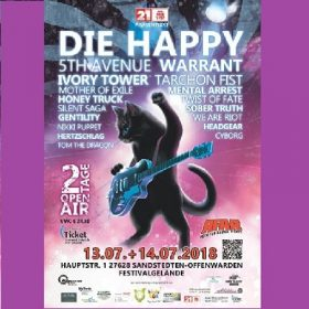 ROCK FOR ANIMAL RIGHTS FESTIVAL 2018