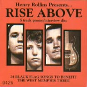 HENRY ROLLINS: Rise Above