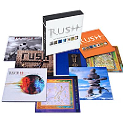 "RUSH: ""The Studio Albums 1989-2007"" – Boxset im September"