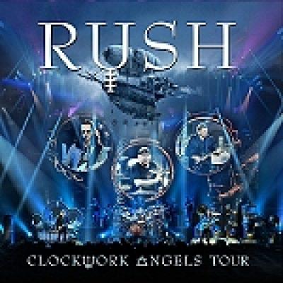 "RUSH: ""Clockwork Angels Tour"" – Live-CD/DVD im November"