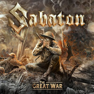 "SABATON: Interview-Trailer zum neuen Album ""The Great War"""