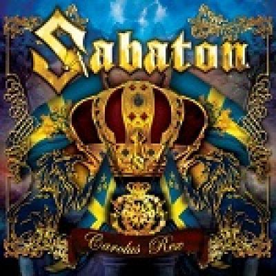 """SABATON: Cover und Tracklist von """"Carolus Rex"""" veröffentlicht"""