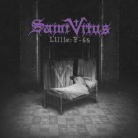 SAINT VITUS: Cover & Tracklist von ´Lillie: F-65´