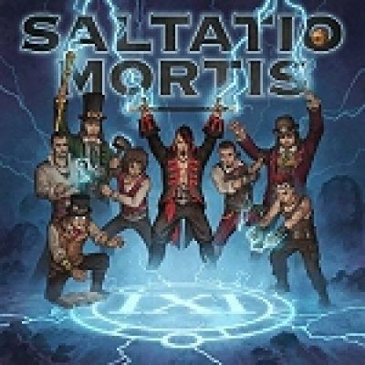 """SALTATIO MORTIS: """"Das schwarze IXI"""" – weiterer Song im Stream"""