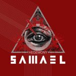 SAMAEL Hegemony Cd Cover