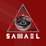 SAMAEL Hegemony Cd Cover