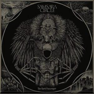 samsara circle the dark passenger CD Cover