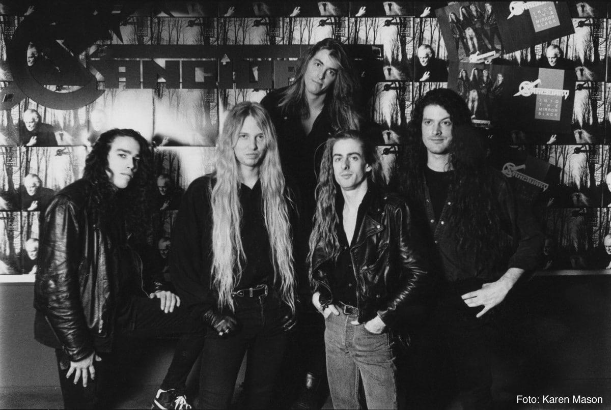 sanctuary-1990-bandfoto