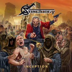 """SANCTUARY: Songs & Making-of von """"Inception"""""""
