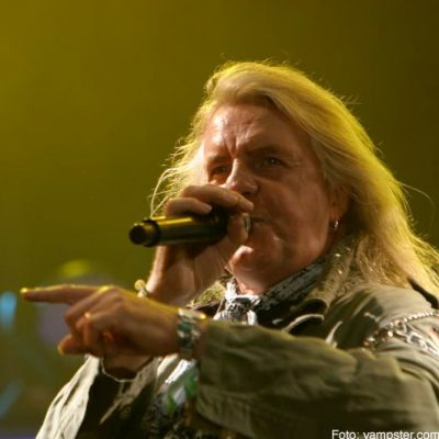 "SAXON: ""Inspirations"" – ein Album mit Coverversionen"