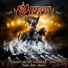 SAXON: Trailer zu ´Heavy Metal Thunder – Live – Eagles over Wacken´