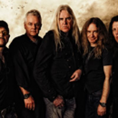 "SAXON: Video zu ""Frozen Rainbow"""