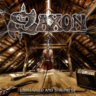 "SAXON: ""Unplugged And Strung Up"" – Orchester- & Unplugged-Songs"