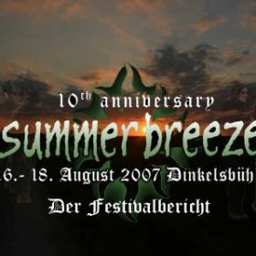 SUMMER BREEZE 2007: Der Livebericht