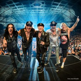 "SCORPIONS: ""Crazy World"" Tour – Konzert-Termine in Deutschland"