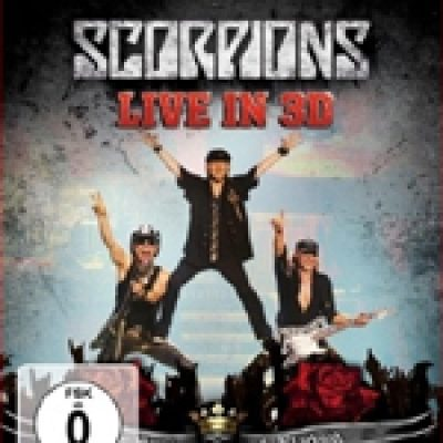 SCORPIONS: Live-Album ´Get Your Sting & Blackout – Live In 3D´