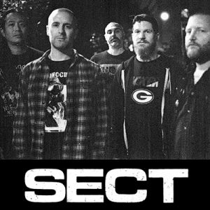 sect bandfoto photo by Chuck Johnson