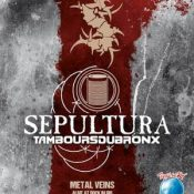"SEPULTURA: Live-DVD ""Metal Veins – Alive At Rock In Rio"""