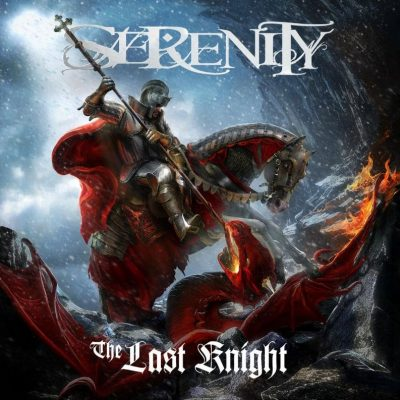 "SERENITY: dritter Song vom neuen Album ""The Last Knight"""