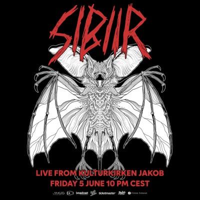 SIBIIR: Livestream-Konzert am 5. Juni 2020