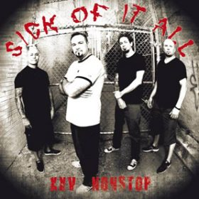SICK OF IT ALL: Trailer zu ´Nonstop´, Tour im Oktober