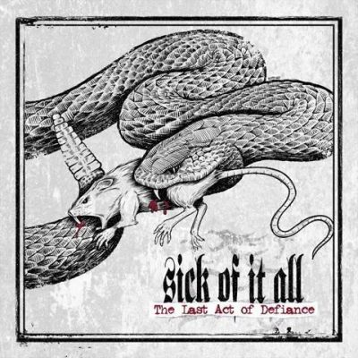 "SICK OF IT ALL: weiterer Song von ""The Last Act Of Defiance"" online"