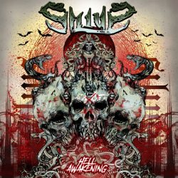 silius hell awakening Cd Cover