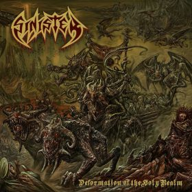 "SINISTER: neues Album ""Deformation Of The Holy Realm"""