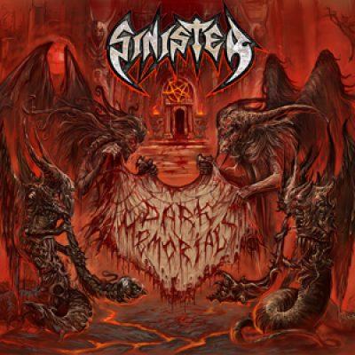 """SINISTER: Coveralbum """"Dark Memories"""""""