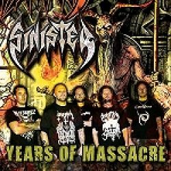 "SINISTER: ""Years Of Massacre"" – Download-Compilation im Februar"