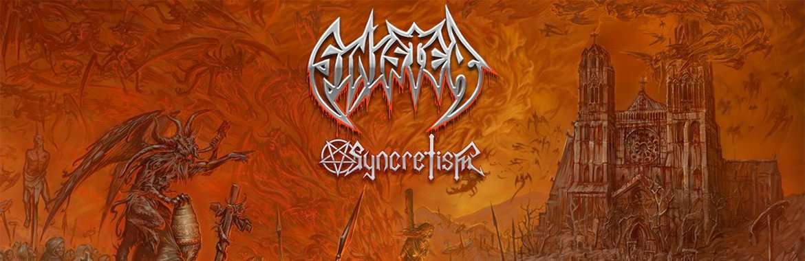 SINISTER: Syncretism (CD-Review)