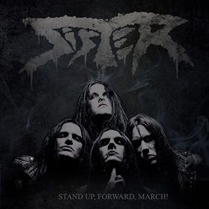"""SISTER: neues Album  """"Stand Up, Forward, March!"""""""