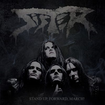 "SISTER: neues Album  ""Stand Up, Forward, March!"""