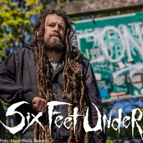 "SIX FEET UNDER: neues Album heißt ""Nightmares Of The Decomposed"""