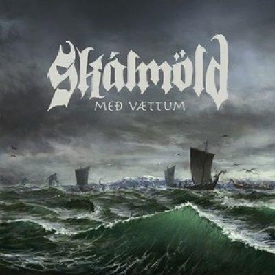 """SKALMÖLD: veröffentlichen Cover und Tracklist zu """"Með vættum"""""""