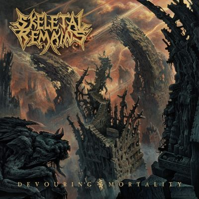 skeletal-remains-Devouring-Mortality Cover