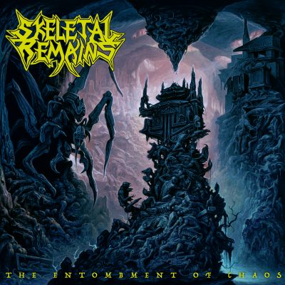 """SKELETAL REMAINS: neues Album """"The Entombment Of Chaos"""""""