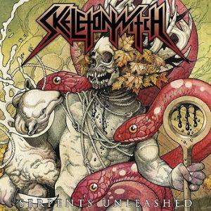 "SKELETONWITCH: erster Song von ""Serpents Unleashed"" online"